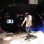 HTC Vive na vlastní kůži, Brno (2)