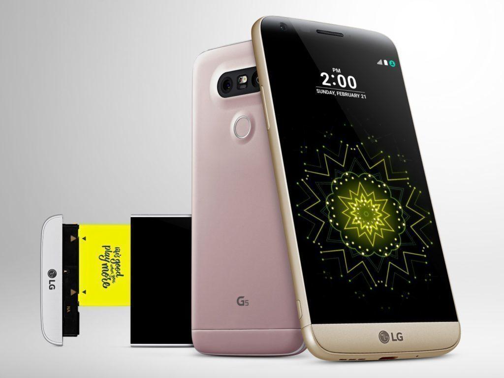 LG-G5 analytici hlásí trhák