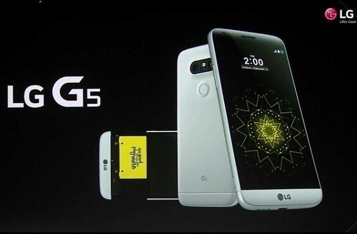 LG G5 byl jedním z taháků letošního MWC