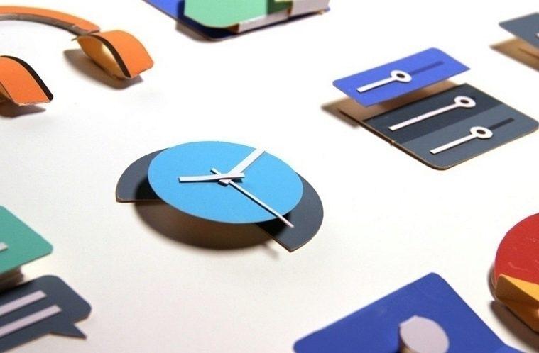 Material Design – náhleďák
