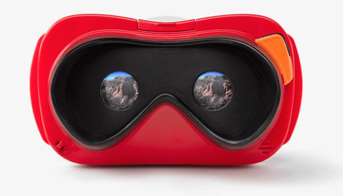 Mattel View-Master - virtuální realita v Google Store