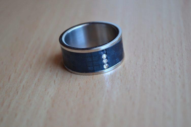 NFC prsten - konstrukce (2)