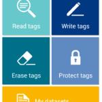 NFC prsten – tag reader (2)