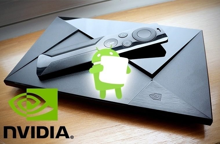 Nvidia Shield TV – Marshmallow – náhleďák
