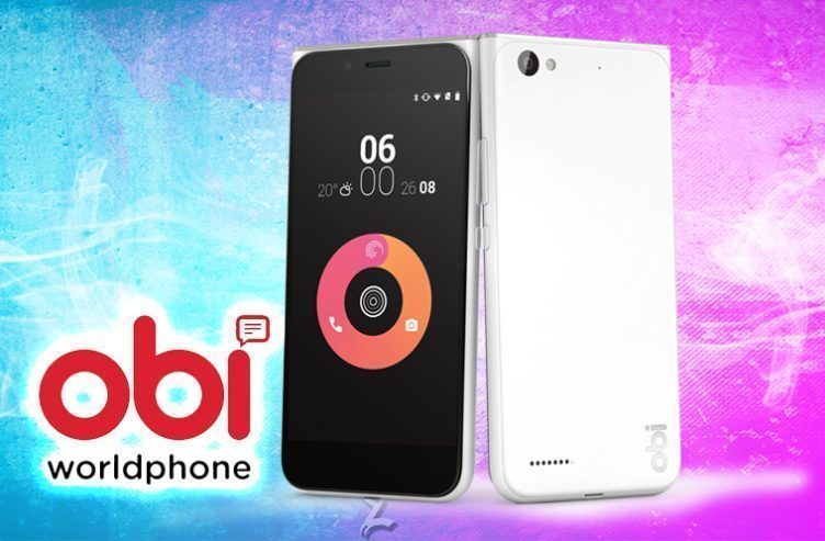 Obi Worldphone MV1 – náhleďák