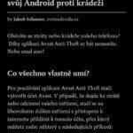 Pocket čtení offline 2