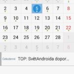 Samsung Galaxy A3 – prostředí systému Android 4.4.4 (12)
