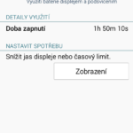 Samsung Galaxy A3 – výdrž baterie (3)