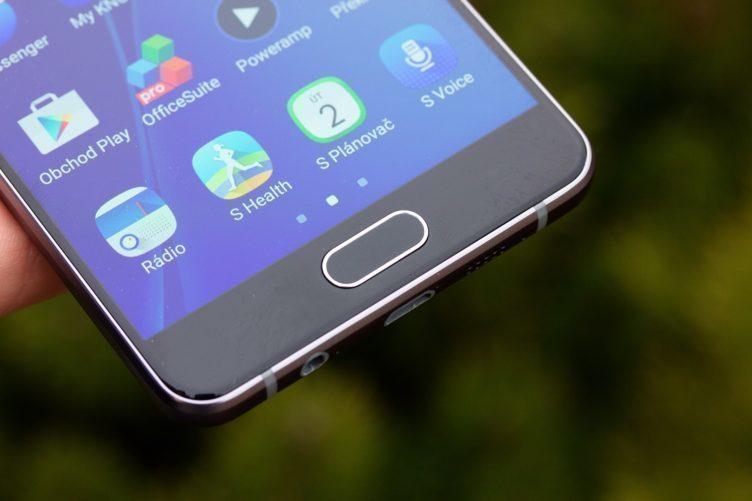 Samsung Galaxy A5 (2016) čtečka otisků 2