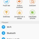 Samsung Galaxy A5 (2016) nastavení