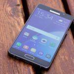 Samsung Galaxy A5 (2016) přední strana 1