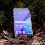 Samsung Galaxy A5 (2016) přední strana