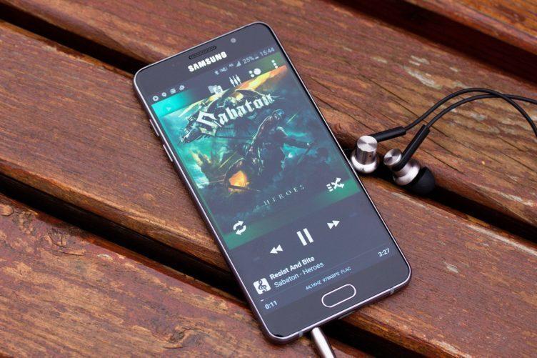 Samsung Galaxy A5 (2016) zvukový výstup