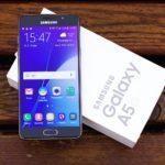 Samsung Galaxy A5(2016) přední strana 2