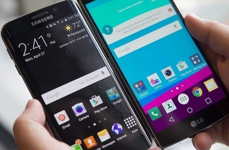 Samsung vs. LG