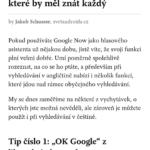 Pocket čtení offline