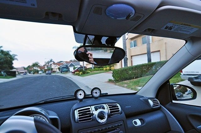Smart car Dash Cam - Rubin