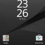Sony Xperia Z5 Premium launcher