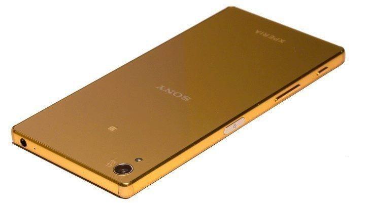 Sony Xperia Z5 Premium záda 2