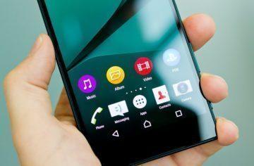 Oblečte svůj Android do stylu Sony Xperia (návod)