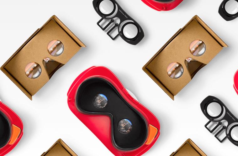 Virtuální realita v Google Store