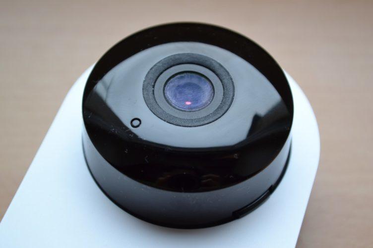 Xiaomi Ants Smart Camera - objektiv kamerky (1)