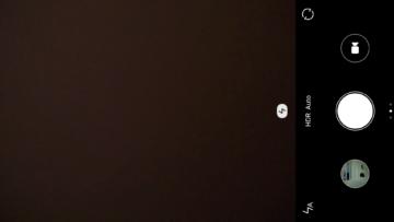Xiaomi MI Note -  aplikace fotoaparátu (2)