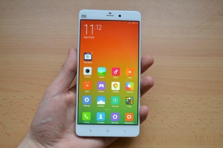 Xiaomi Mi Note - konstrukce telefonu (1)