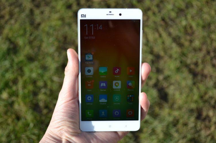 Xiaomi Mi Note - konstrukce telefonu (3)