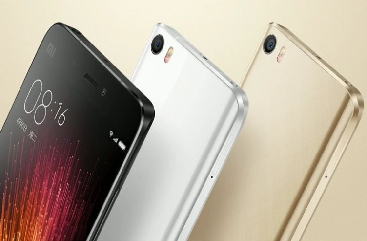 Xiaomi Mi5 titul