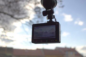 Xiaomi Yi Dash Camera držák 2