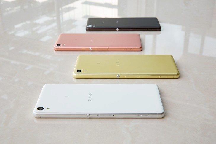 Japonská společnost Sony představila telefony nové řady Xperia X