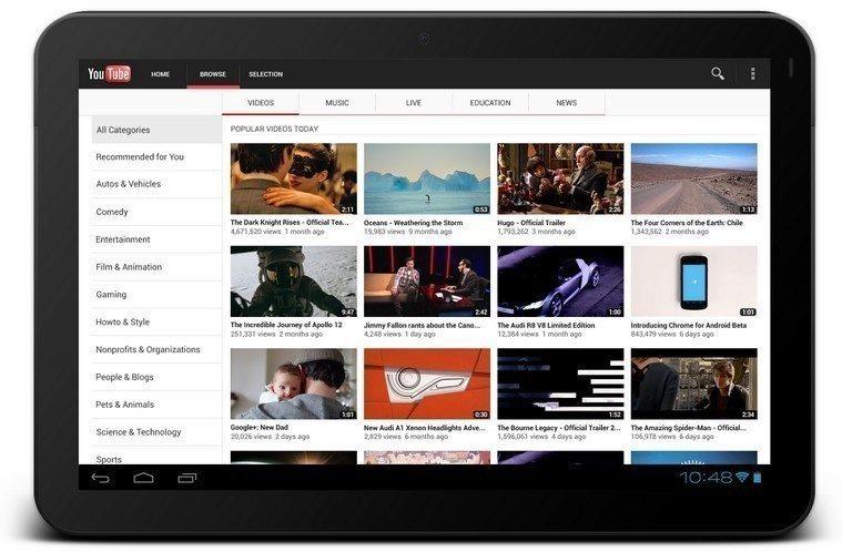 Jak stahovat videa z YouTube - TubeMate