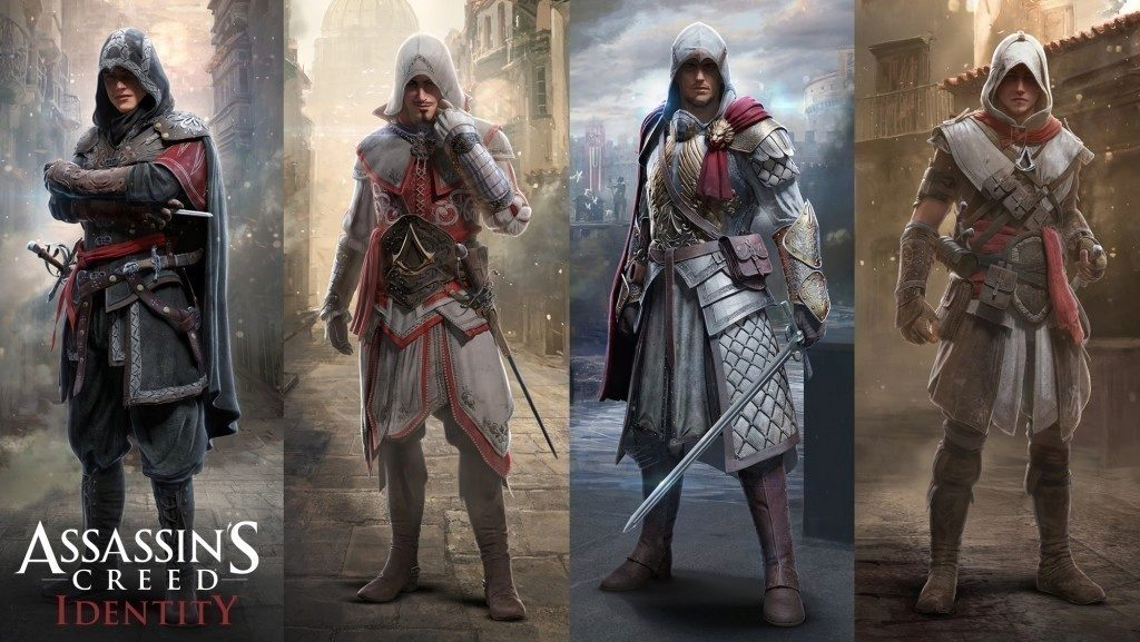 Image Result For Assassins Creed Identity Androida