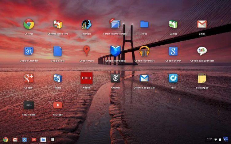 S prvky známými z Chrome OS se možná setkáme v Androidu