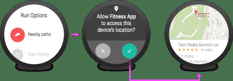 Nový firmware pro Android Wear přináší API 23