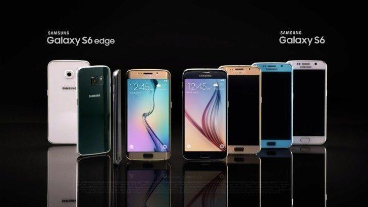 Android 6.0 Marshmallow pro evropský Samsung Galaxy S6/S6 Edge
