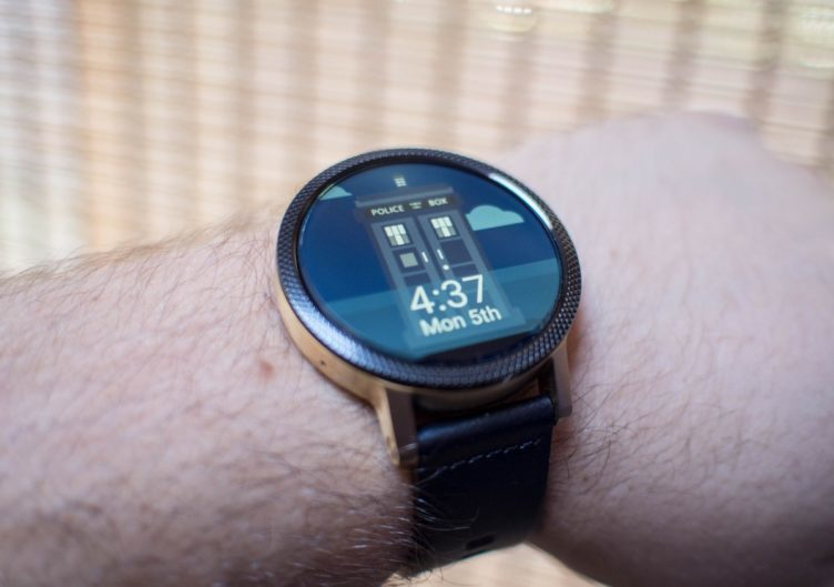 Moto 360 Android 6