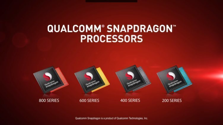 qualcomm chipsety