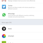 screenshot nejnovější aplikace google11