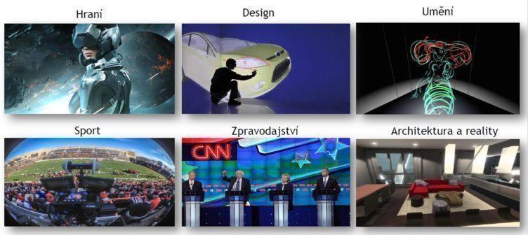virtuální realita, HTC Vive, Oculus Rift - 1
