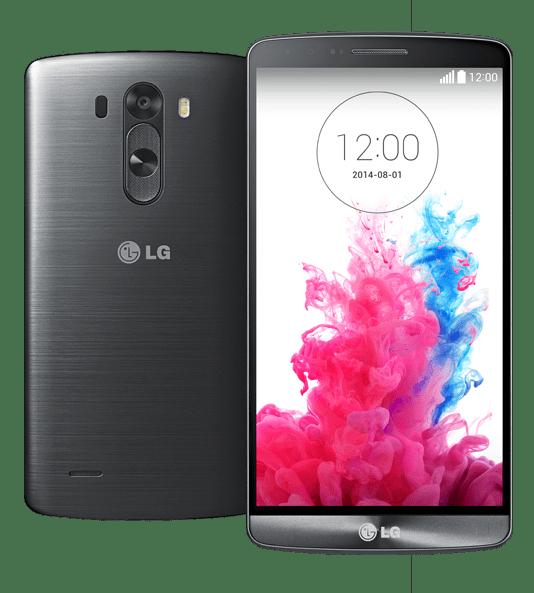 LG G3 bylo jedním z telefonů, které rozpoutaly mánii vysokého rozlišení