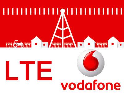 LTE Vodafone