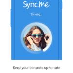 Průvodce aplikací Sync.ME