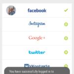 Výběr sociálních sítí