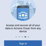 Přístup a obnova dat z jakéhokoli zařízení.