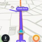 Ikona domečku v mapě