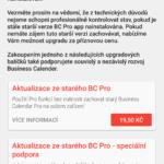 Nákup v aplikaci
