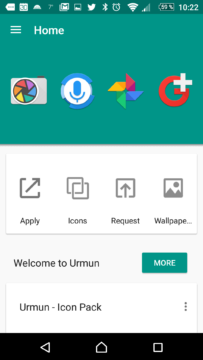 Urmun - Icon Pack
