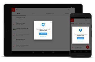 Adobe Acrobat Reader lze nyní propojit s účtem na Dropboxu
